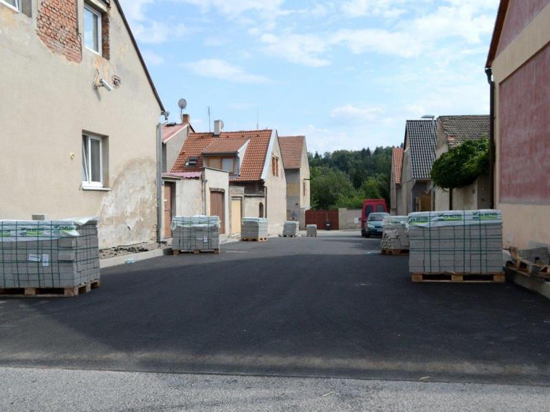 Rekonstrukce ulice Karla Rezka