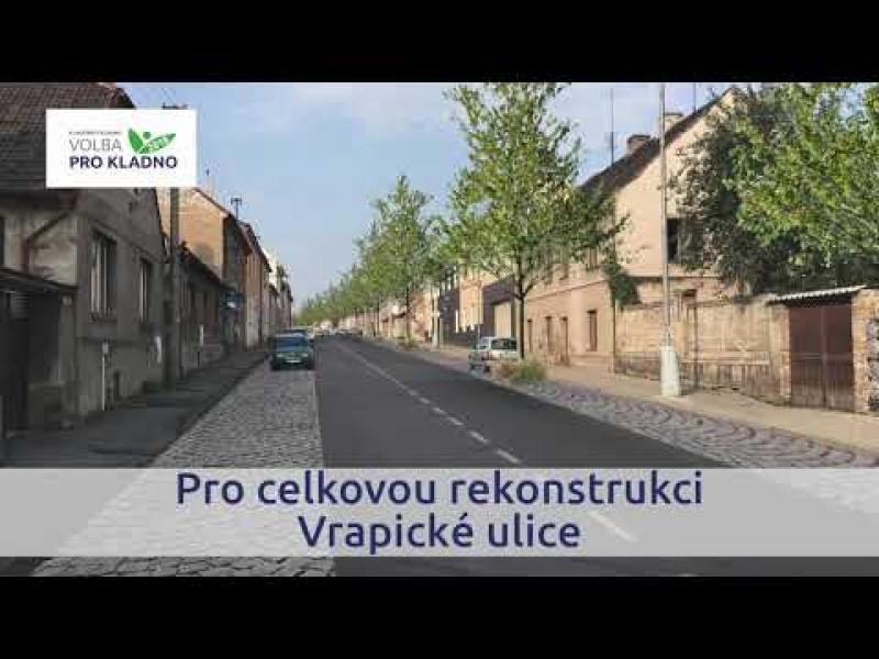 Embedded thumbnail for Nová podoba Vrapické ulice