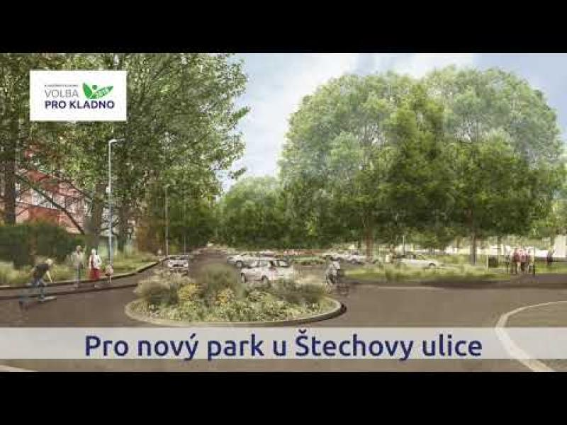 Embedded thumbnail for Štechova ulice v novém